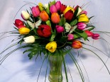 Vegyes tulipán csokor